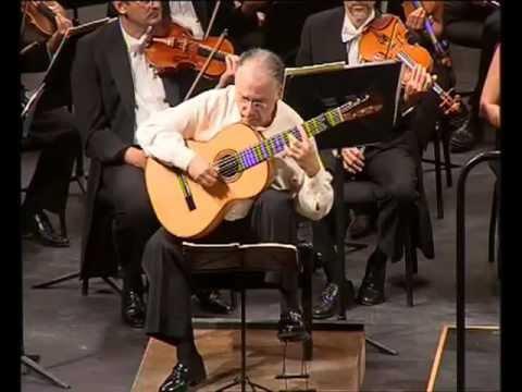 Torroba/Sabicas :Concierto en Flamenco, Pepe Romero part 1