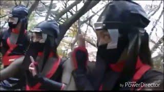 Kunoichis (mujeres Ninja)