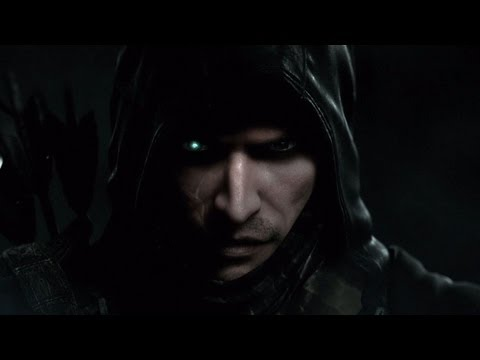 Thief announcement trailer leaked