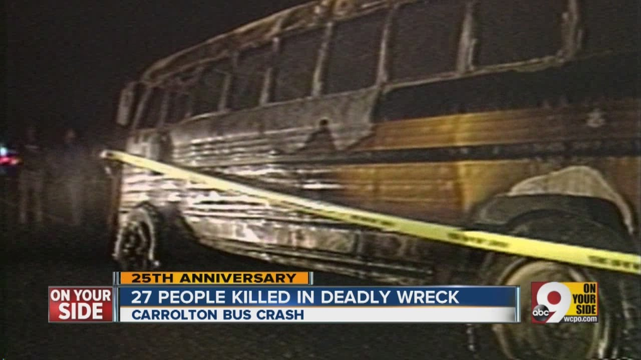 Survivors of deadly bus crash and community members reflect on anniversary
