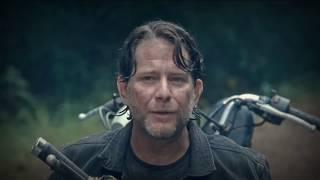 Момент из сериала Ходячие Мертвецы (The Walking Dead)