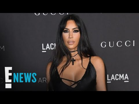 Kim Kardashian West Forced to Evacuate Home Amid Wildfire  E!