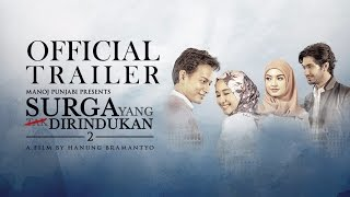 Video Surga Yang Tak Dirindukan 2 - Official Trailer download MP3, 3GP, MP4, WEBM, AVI, FLV September 2019