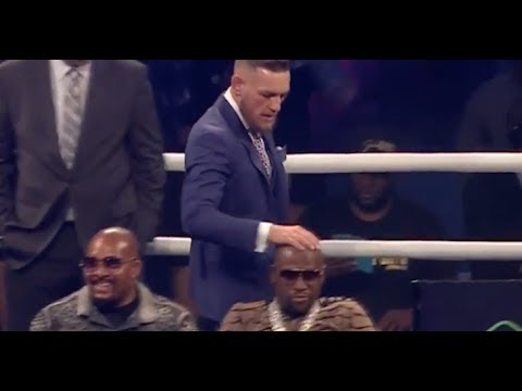 Conor McGregor on some 2pac level disses (2PAC - HIT EM UP )