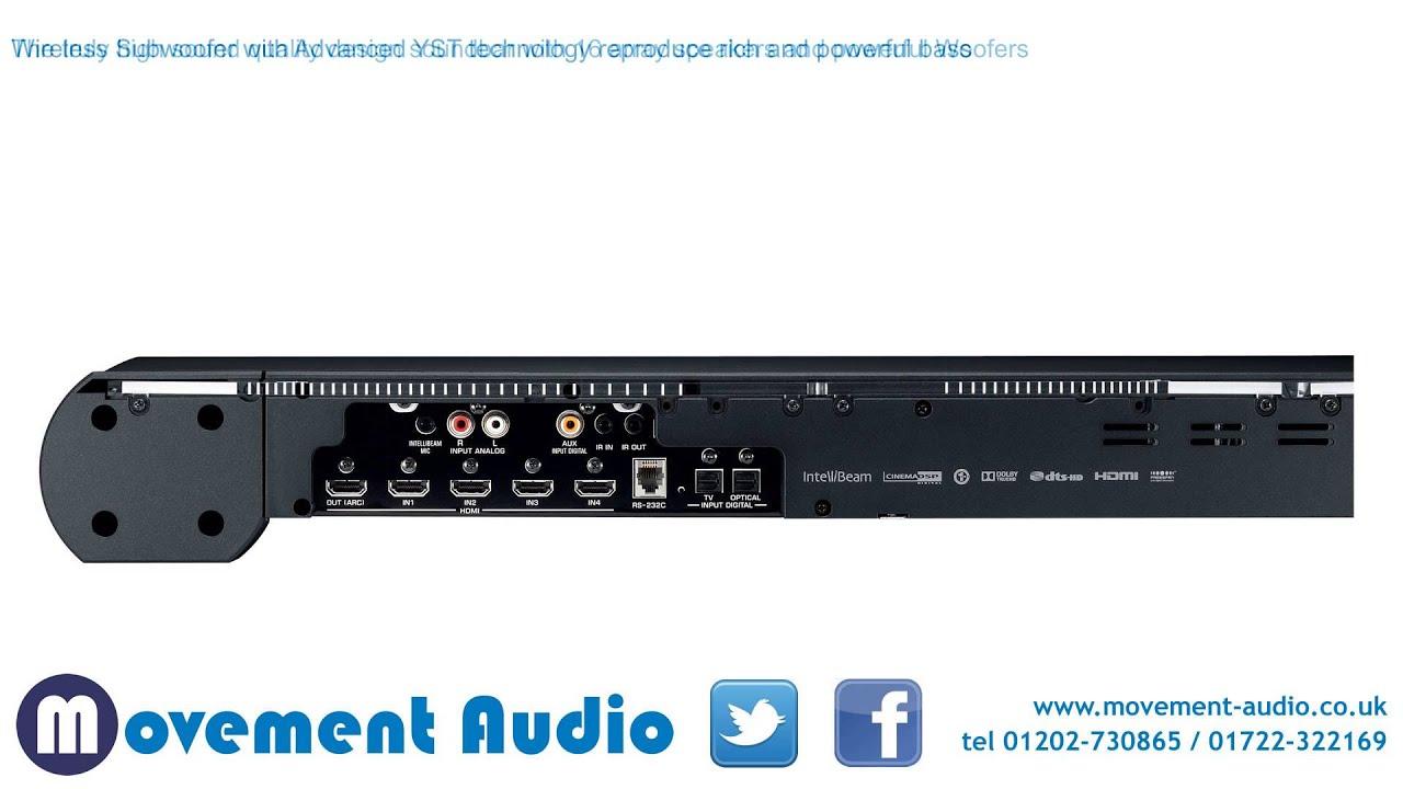 Yamaha Digital Sound Projector Ysp