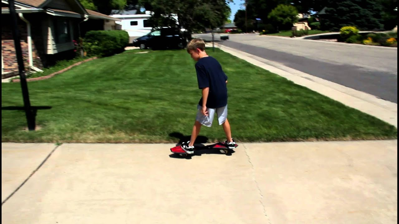 Ripstik Caster Board Demo By Garrett Youtube