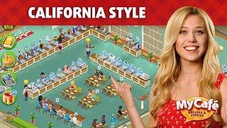 My Cafe American Retro California Style