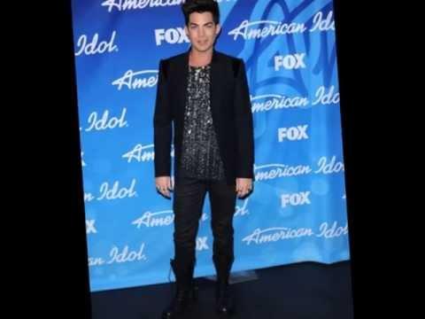 Adam Lambert & Angie Miller   Titanium