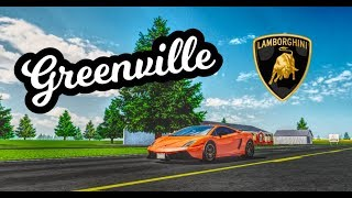 I bought a Lamborghini Gallardo in Greenville! | Roblox Greenville Roleplay