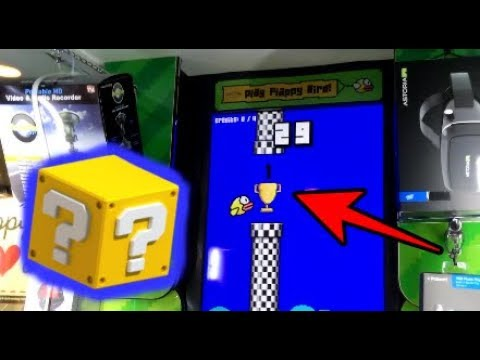 Won The Major Prize Mystery Box from Flappy Bird Arcade Game! | JOYSTICK