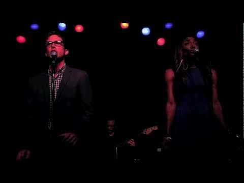 Anderson Davis & Patina Miller - The Temp & the Receptionist