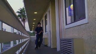 The Daily Struggle Of America's 'motel Kids'