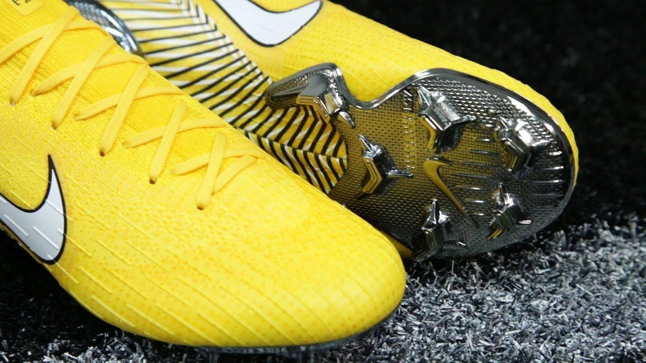 a6cd3f248 Nike Mercurial NJR Vapor 360 MEU JOGO - Las botas de Neymar Jr en Rusia  2018. Fútbol Factory