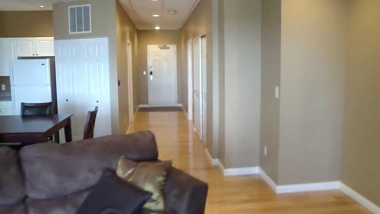 Gallery 400 Luxury Apartment 602 Extra Large One Bedroom One Bath 1 310 Square Feet Youtube