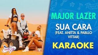 Baixar Major Lazer - Sua Cara feat Anitta & Pabllo Vittar (Cante Junto) I CantoYo