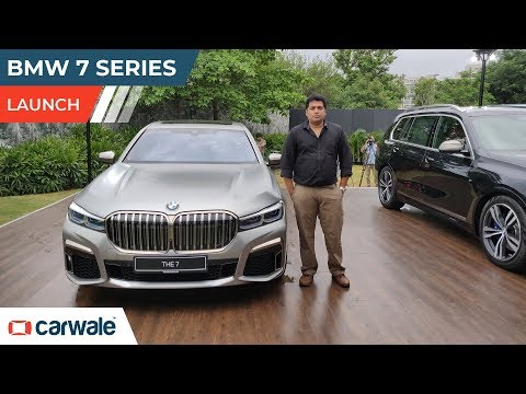 BMW 7 Series | Features and More | Price Rs 1.22 Crores Onwards | CarWale