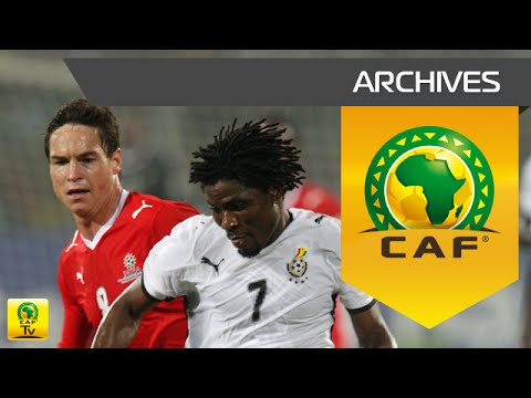 Guinea vs Morocco - Africa Cup of Nations, Ghana 2008