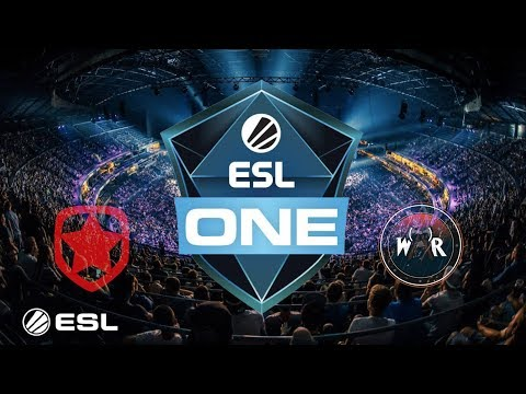 GAMBIT [1:0] QUINCY CREW | BO2 | ESL ONE HAMBURG | By STOMPDASH GAME 2 LIVE!