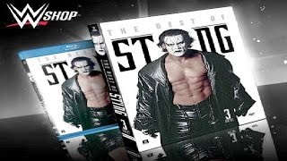 WWE The Best of Sting DVD Review