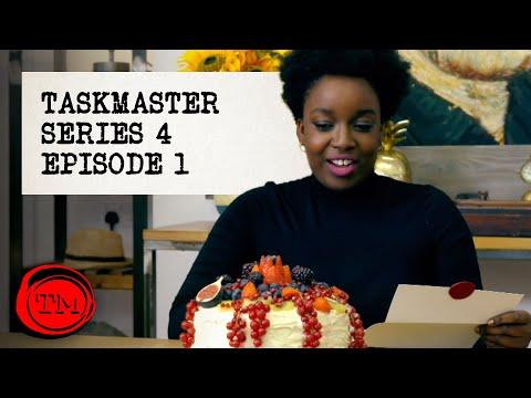 Taskmaster - Series 4, Episode 1 'A Fat Bald White Man'