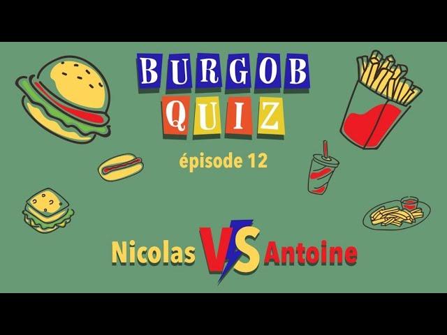 Burgob Quiz #12
