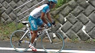 2009年初参加したツール・ド・フランス終了後急遽帰国しヤビツアタック...