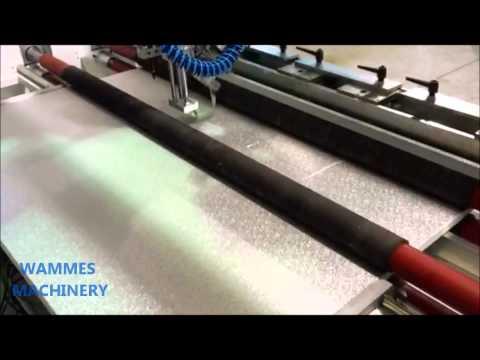 WAMMES MACHINERY Panel Cutter Combi PCC 1201
