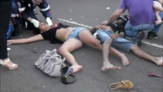 Repeat youtube video Samu socorre vítimas de acidente na Avenida Bandeirantes CG MS