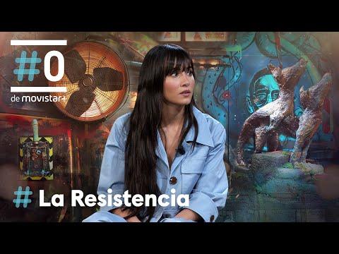 LA RESISTENCIA - Entrevista a Aitana   Parte 1   #LaResistencia 28.04.2021