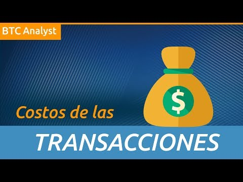 Baja El Costo De Las Transacciones De Bitcoin!