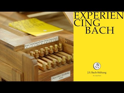 Experiencing Bach - The performance and recording of a Bach Cantata