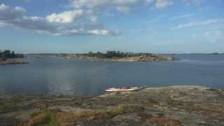 Sea Kayaking Sweden - St Anna and Gryts archipelagos