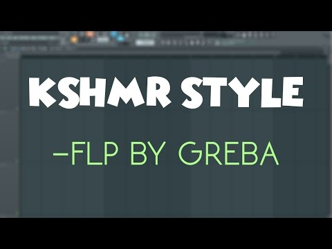 KSHMR STYLE TUTORIAL +FLP (Inc. Chord theory to give KSHMR feeling)