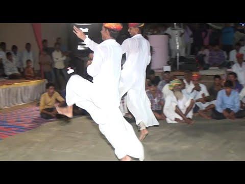India Folk Dance || Rajasthani folk Dance On Tejaji Song || Gajendra Ajmera