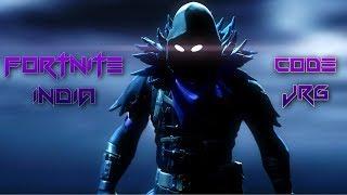 Fortnite : India // CODE - JRG // ! Member