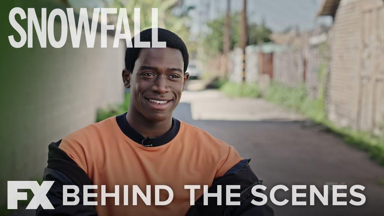 Download Snowfall   Inside Season 1: Damson Idris as Franklin Saint   FX