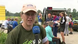 """116 vrouwen lopen van Westerbork naar Groningen: """"Het was een oorlogsgeheim"""""""
