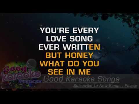 You're In My Heart -  Rod Stewart (Lyrics Karaoke) [ goodkaraokesongs.com ]