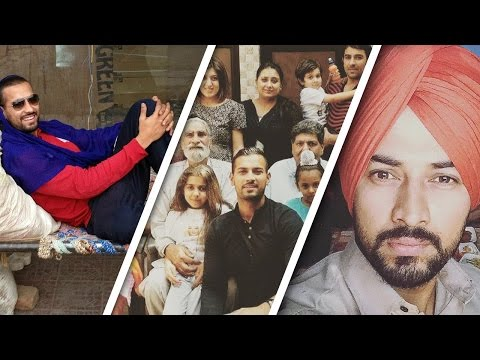 Garry Sandhu Rare Personal Life Pictures