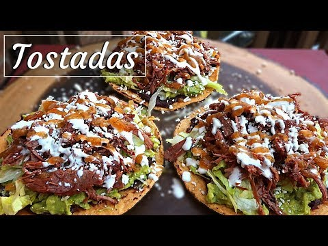 Tostadas de Pierna | La Capital