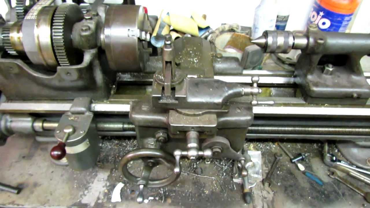 South Bend Lathe Works History