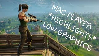(FORTNITE) PRO MAC-PLAYER | AIM HIGHLIGHTS
