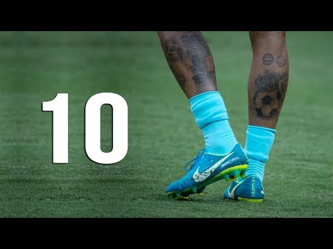 Neymar Jr - 10 Solo Goals That Shocked The World ● Ronaldo *Can't* Score Like That