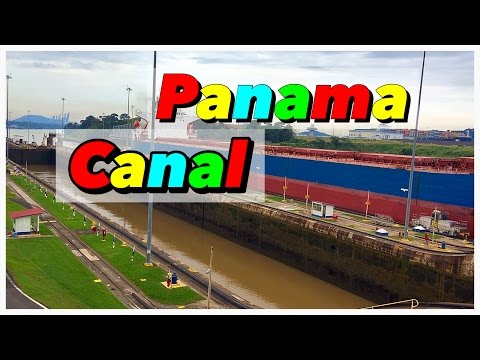 Panama Canal Biggest Construction in The World
