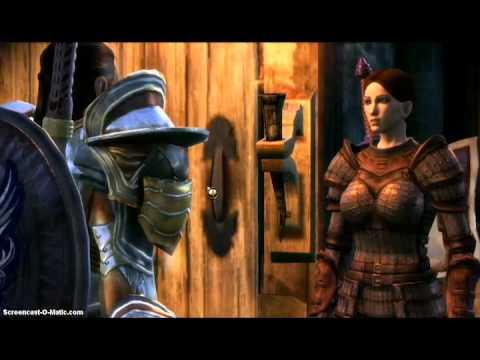 Dragon Age: Awakening - How to Save Amaranthine & Vigils Keep (Complete)