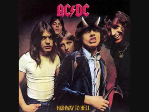 AC/DC - Highway to Hell (Backing Track With Vocals)