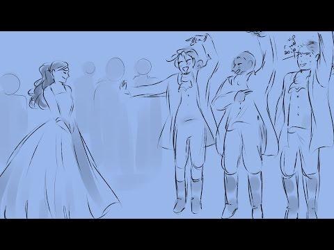 A Winter's Ball || Hamilton Animatic