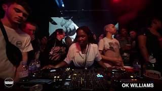 OK Williams | Boiler Room London