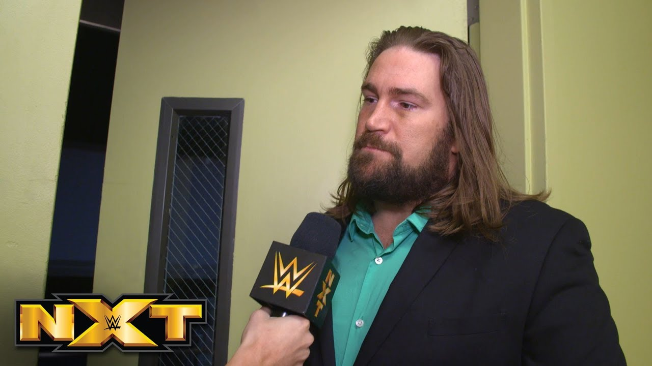 Is Kassius Ohno serious about leaving NXT?: NXT Exclusive, Feb. 13, 2019