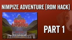 Nimpize Adventure (OoT Rom Hack) - Playthrough Part 1